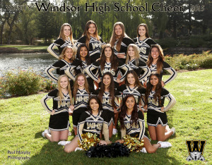 WHS Cheer Paul Murphy